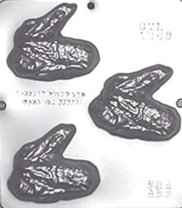 Chicken Wing Chocolate Candy Mold 1268
