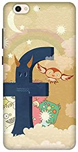 The Racoon Grip Social Monster hard plastic printed back case/cover for Gionee S6