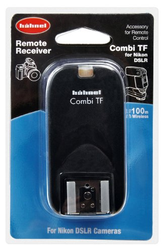 Hahnel Combi TF Additional Receiver for Nikon