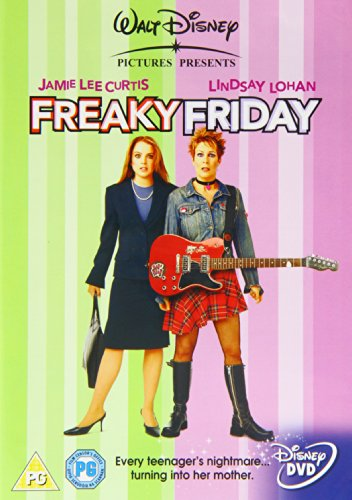 Freaky Friday [DVD] [Import]