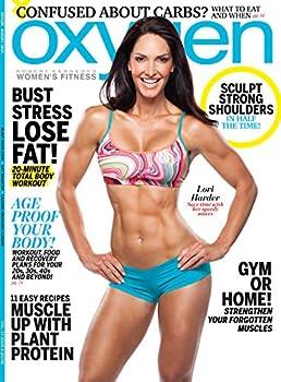1-Yr Oxygen Magazine Subscription