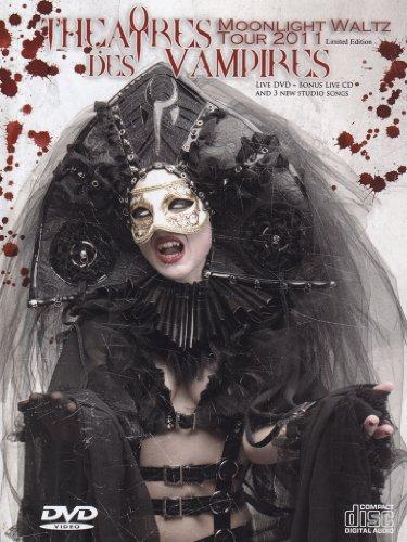 Theatres des Vampires - Moonlight waltz tour 2011(+CD+libro)