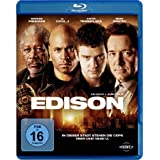 "Edison [Blu-ray]von ""Morgan Freeman"""