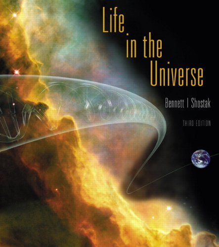 Life in the Universe (3rd Edition)