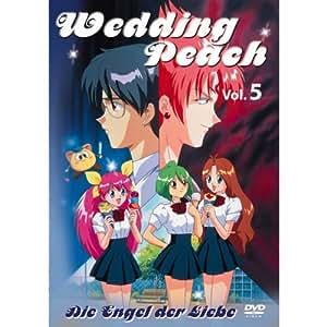 Wedding Peach Vol. 05 (Episode 22-26)