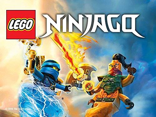LEGO Ninjago: Masters of Spinjitzu: Season 6