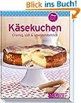K�sekuchen (Minikochbuch): Cremig, s�...