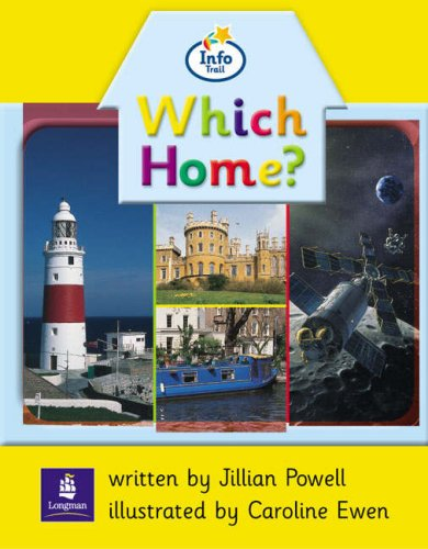 Info Trail Beginner:Which Home? (Literacy Land)