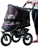 Pet Gear No-Zip NV Pet Stroller, with...
