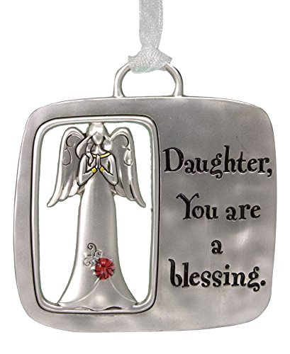 Tidings of the Season Ornament (Daughter you are a blessing)