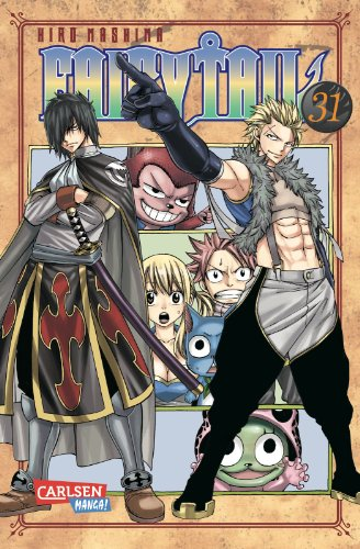 Fairy Tail, Band 31
