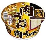 和庵(なごみあん) 肉うどん 81g×12個