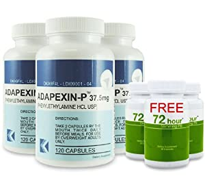 Adapexin-p 3pack 3 Free 72 Hour Slimming Pill - Adapexin - Safe Diet Pills - Safe Diet Pills That Work - Weight Loss from Adapexin-P