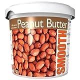 MyProtein Reine Erdnuss Butter, Sämig, Behälter, 1kg