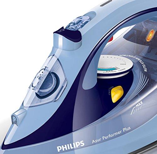 Philips GC4521/20 Azur Performer Plus Ferro a Vapore, Colpo Vapore 200 gr, Serbatoio 300 ml