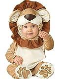 InCharacter Costumes Baby's Lovable Lion Costume, Brown/Tan/Cream, Medium