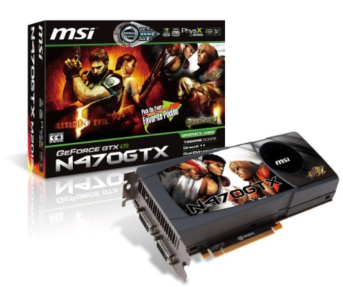 MSI N250GTS TwinFrozr 1G OC GeForce GTS 250 1GB 256-bit GDDR3 PCI Express 2.0 x16 HDCP Ready SLI Support Video Card