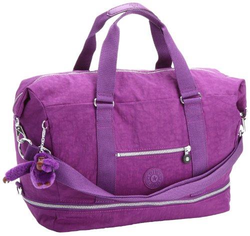 Kipling Women's Sumida Duffel/Travelgear K13103607 Bright Purple
