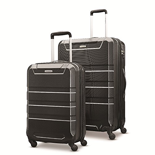 쌤소나이트 Invoke 20 28 러기지 세트 Samsonite Invoke 2-Piece Nested Hardside Set (20/28), Only at Amazon, Black