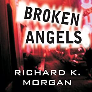 Broken Angels Audiobook
