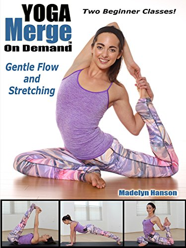 Beginner Yoga Gentle Stretch & Warm Up Flow - Yoga/Merge