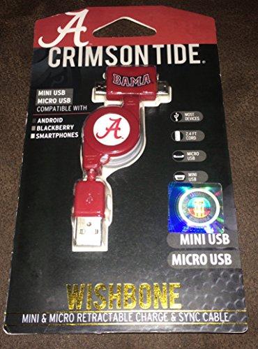 wishbone-mini-usb-micro-usb-wishbone-retractable-charge-sync-cable-alabama-crimson-tide-bama