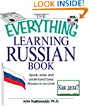 The Everything  Learning Russian Book...