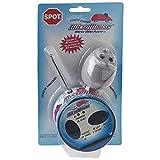 ☟ Remote Control Micro Mouse – 10.5″ X 15.25″ X 16.5″ – Gray ☟