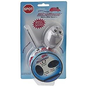 """Remote Control Micro Mouse - 10.5"""" X 15.25"""" X 16.5"""" - Gray"""