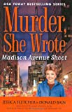 Madison Avenue Shoot: A Murder, She Wrote Mystery (0451226038) by Fletcher, Jessica
