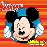Disney's Karaoke Series: Children's Favorite Songs