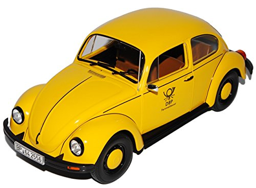 vw-volkswagen-kafer-1200-coupe-gelb-deutsche-bundes-post-1983-1-18-minichamps-modell-auto
