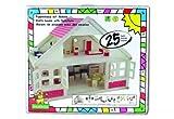 Beeboo 0012926 – Casa de muñecas de madera