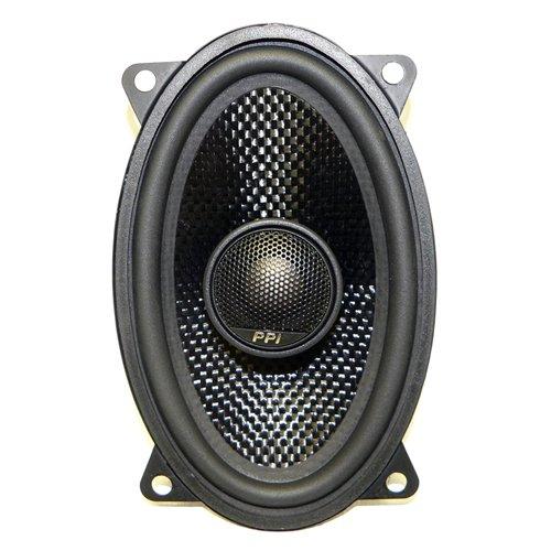 "Ppi 4X6"" 2-Way 80 Watt Speaker"