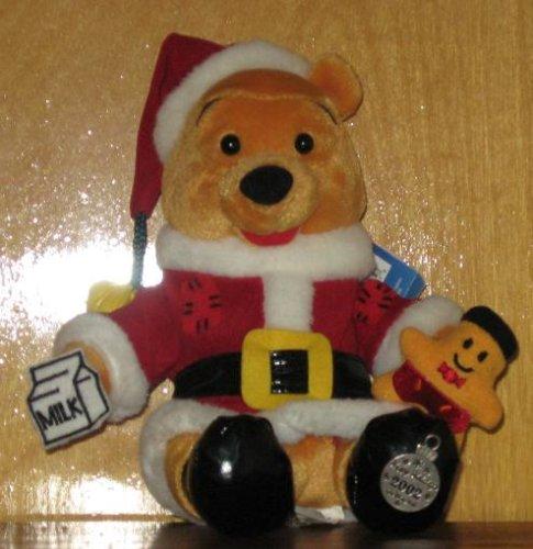 Disney 2002 Santa Winnie The Pooh Bean Bag Plush - Buy Disney 2002 Santa Winnie The Pooh Bean Bag Plush - Purchase Disney 2002 Santa Winnie The Pooh Bean Bag Plush (Disney, Toys & Games,Categories)