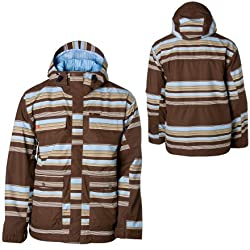 Foursquare Men's Jenner Snowboard Jacket