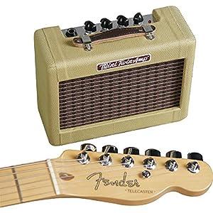 fender mini 39 57 twin amp electric guitar amp. Black Bedroom Furniture Sets. Home Design Ideas
