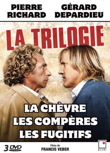 La Chevre/Les Comperes/Les Fugitifs: La Trilogie [DVD] [Import]