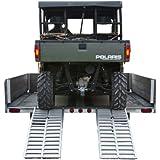 "65"" Aluminum UTV/ATV/Golf Cart Loading Ramps"