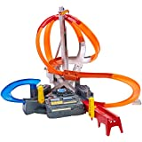 Hot Wheel Spin Storm Track Set , Multi Color