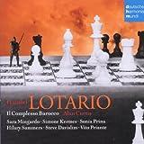 echange, troc Mingardo, Il Complesso Barocco, Curtis - Handel: Lotario
