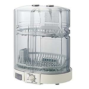 象印 縦型食器乾燥機 80cmロング排水ホースつき EY-KB50-HA