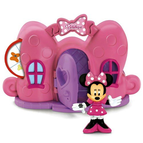 Fisher Price V4155 - Boutique dei cuccioli di Minnie