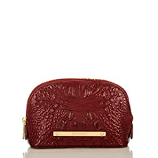 Tina Cosmetic Bag<br>Carmine Red Melbourne