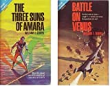 The Three Suns of Amara / Battle on Venus (Ace Double #76380)