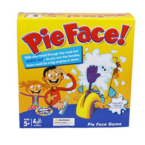 Hasbro Pie Face Game 2016 Toy Interactive Cream Pie Smashing Machine