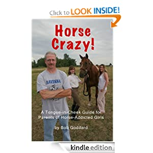 Horse Crazy on Kindle $3.99