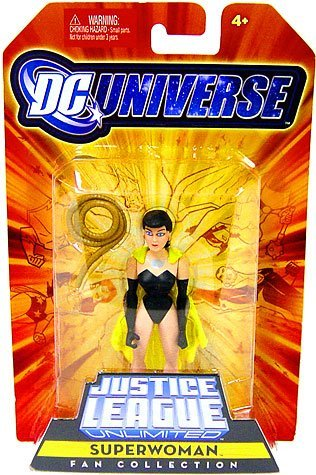 DC Universe Justice League Unlimited Fan Collection Action Figure Superwoman - 1