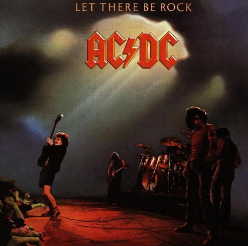 Let There Be Rock artwork