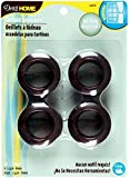 Dritz 44376 Curtain Grommets, Bronze, 1-Inch, 8-Pack